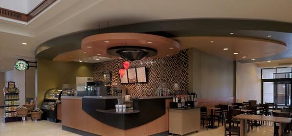 RiverCenter Marriott Starbucks