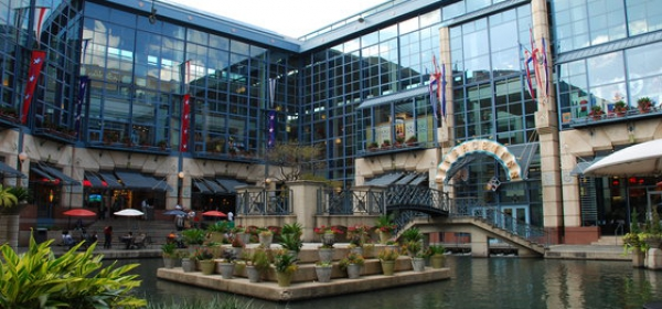 RiverCenter Atrium
